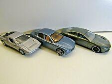 Hotwheels by Mattel & Tomica Lamborghini & Maserati 3 Pack Estoque Q'porte Merak