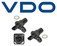 OEM Camshaft Cam Position Sensor 2pc VDO BMW 1 2 3 4 5 7 M4 M5 M6 X1 X3 X4 5X X6