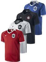 Mens Nike Brasil CBF Shirt Vintage CX1 Mens Brazil Football Polo Top Soccer Size