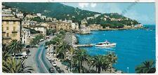 GENOVA RAPALLO 131 Cartolina VIAGGIATA 1967 - MIGNON BABY CARD !!!