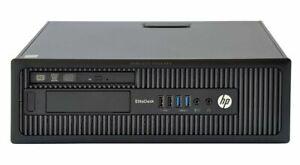 HP Elite 800 G1 SFF Core I5-4570 Quad Core 16GB 500GB SSD Win 10 Pro