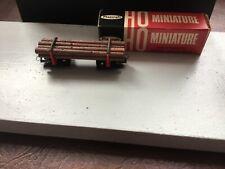 Playcraft Miniature Log wagon 009