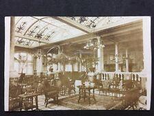 RP Vintage Postcard - London #HC2 - Hyde Park Hotel Interior