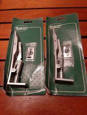 Flush door bolts