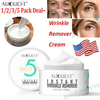 1/2/3/5 Second Body Wrinkle Remover Anti-Aging Moisturizer Instant Face Cream US