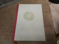 B927 Urkunde DDR NVA 1960 Unterleutnant d R
