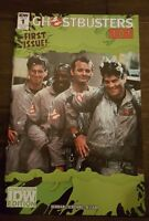 2017 SDCC WONDERCON EXCLUSIVE IDW GHOSTBUSTERS 101 MURRAY COMIC BOOK # 1 ON SALE