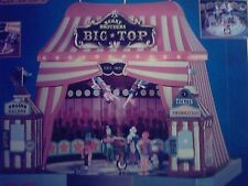 Lemax Village Collection Berry Brothers Big Top with Adaptor