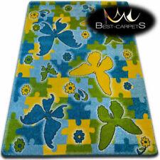 Butterflies Rectangle Polypropylene Rugs