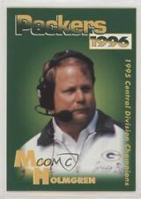 1996 Green Bay Packers Police Mike Holmgren #19