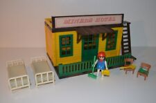 Playmobil miner's hotel 3426 western klicky (8668)