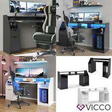 Computertisch Joel PC-Tisch Gamingtisch Schreibtisch Büromöbel Gamertisch Vicco
