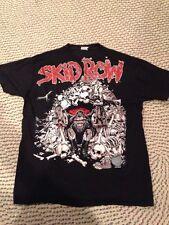 Skid Row 1992 vintage Slave To the Grind Tour T Shirt XL Excellent Cond