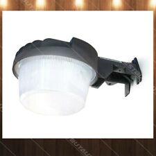 HomeZone Outdoor Security Sensor Area Light 5000K LED Auto On Off Barn Light ETL