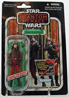 Naboo Royal Guard VC83 Star Wars The Phantom Menace  Kenner Hasbro 2012 NIB