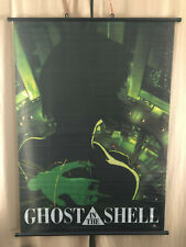 """Ghost in the Shell - Vintage 31"""" x 43"""" Anime Wall Scroll Ge-1016 Masamune Shirow"""