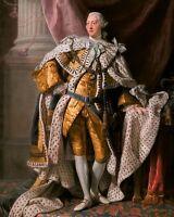 New 11x14 Photo: Coronation, King George III of United Kingdom of Great Britain