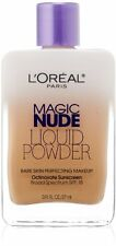 L'Oreal Paris Magic Nude Liquid Powder Bare Skin  Makeup NATURAL BUFF #318