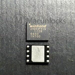 "EFI BIOS firmware chip Apple MacBook Pro 15"" A1707 Mid 2017 EMC 3162 820-00928"