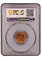 1968 Australian Decimal 1 Cent Coin PCGS Grade MS63RB Uncirculated
