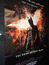 BATMAN the dark knight rises  affiche cinema comics bd d.c