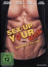 Sex-up your Man (NEU&OVP) Flott vorgetragene Beziehungskomödie mit einigen bekan