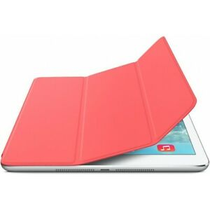 Genuine APPLE iPad Air 1 / 2 & 5 / 6 Smart Cover | Pink | Magnetic Front Cover