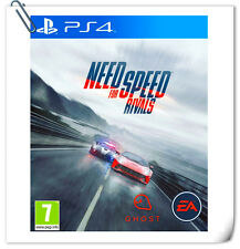 PS4 NEED FOR SPEED RIVALS NFS SONY PlayStation EA Racing Games