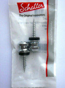 Schaller Replacement Kit Buttons For S-LOCKS Chrome
