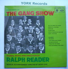 GANG SHOW - Memories Of The Gang Show - Excellent Condition LP Record MFP 1180