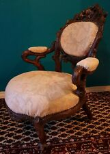 Black Forest fauteuil - Stoel