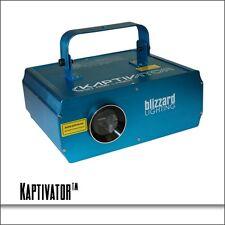 Blizzard Lighting Kaptivator 3D RGB Laser  w/over 100 Shape & Animation Presets
