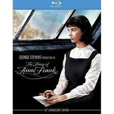 The Diary of Anne Frank Blu-Ray 50th anniversary Edition NEW Factory Sealed