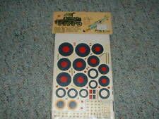Esci Polly S 1/72 Decals #54 Gb Victories Insigni Aa
