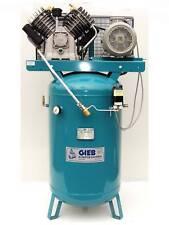 Gieb Kompressor Kompressoren  1100/250-15 St. bar Höchstdruck, Motor  7,5 KW