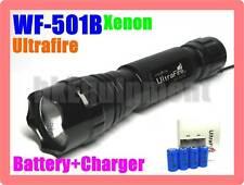 Ultrafire G60 6p 7.4v Xenon Rechargeable Flashlight