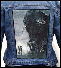 LES DISCRETS - Septembre et Ses Dernière   --- Huge Jacket Back Patch Backpatch