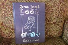 1999 Hanceville High School Yearbook, Hanceville Alabama Annual