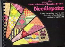 Crafts - Needlepoint - Complete Book of Needlepoint