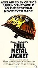 Full Metal Jacket (VHS, 1991)