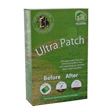 Ultra Patch Grass seed Lawn Repair 1 kg Natural Fast Growing Dog Urine Tired