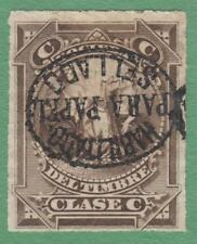 Spain Sociedad del Timbre Revenue Edifil #132 unused Clase C brown 1879 cv $9