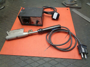 Ersa 180P thermoplastic welding and cutting iron 230V ES 2000 H37N4091