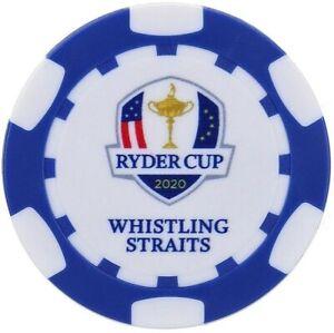 2020 RYDER CUP (Whistling Straits) - BLUE - Poker Chip