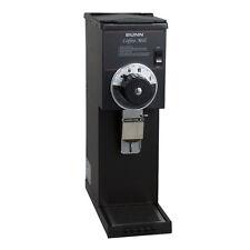 BUNN G1 HD BLK 1lb Commercial Coffee Bean Expresso Grinder 22104.0000
