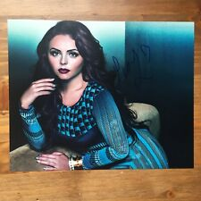 More details for jesy nelson hand signed autograph 8 x 10 photo ip little mix