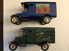 "RARE, YY-21 Ford TT  ""Models of Australian Art"", Matchbox, MoY, Code 2, with Box"