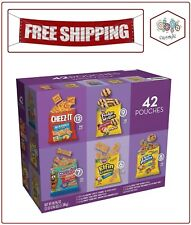 Keebler Cookies and Crackers Variety Pack (42 pk.)