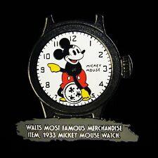 '1933 Most Famous Merchandise' Disney Pin LE 1166/5000