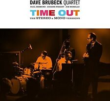 Dave Brubeck - Time Out: Stereo & Mono Versions [New Vinyl] Spain - Import